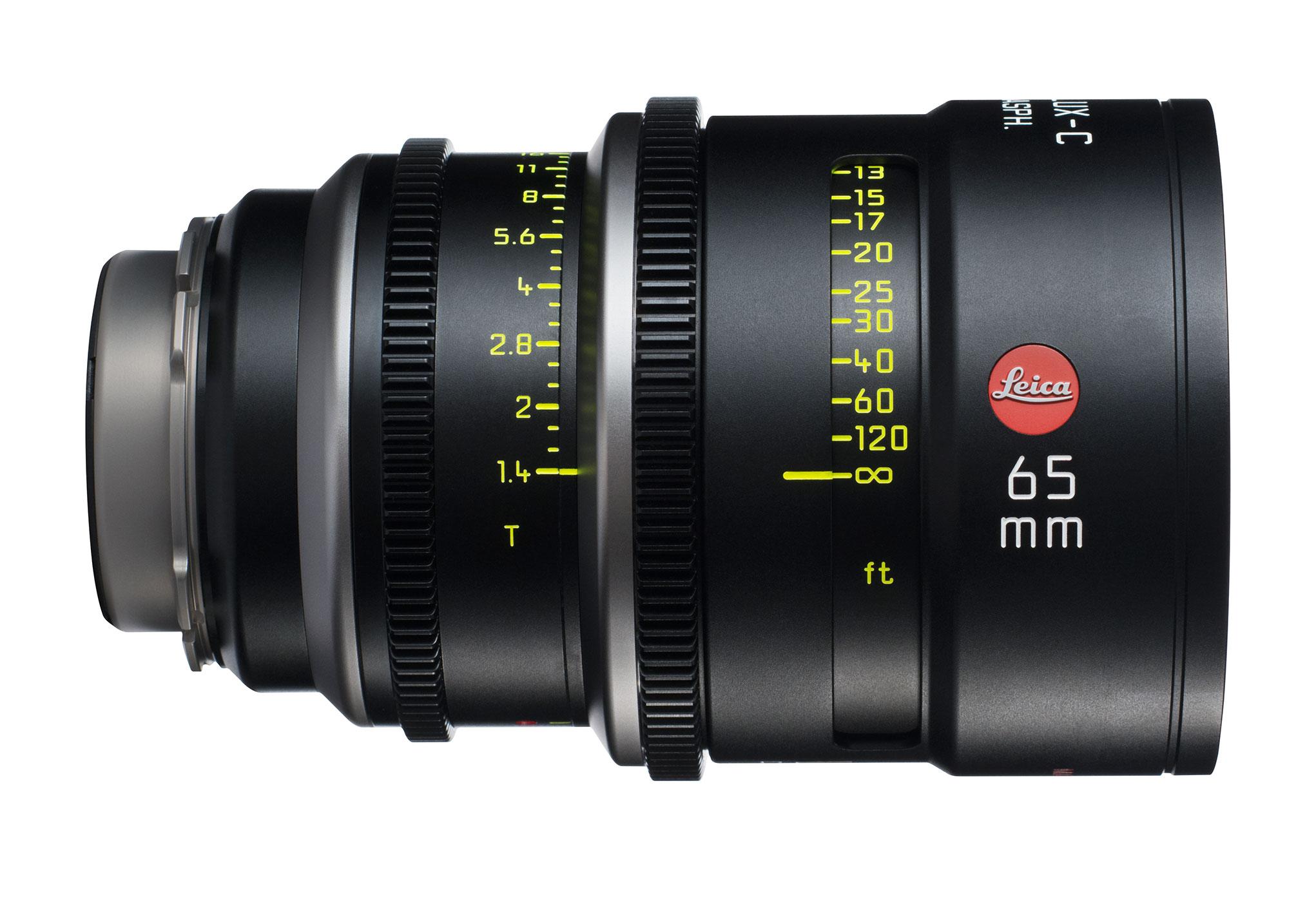 Leica Summilux-C 65mm lens