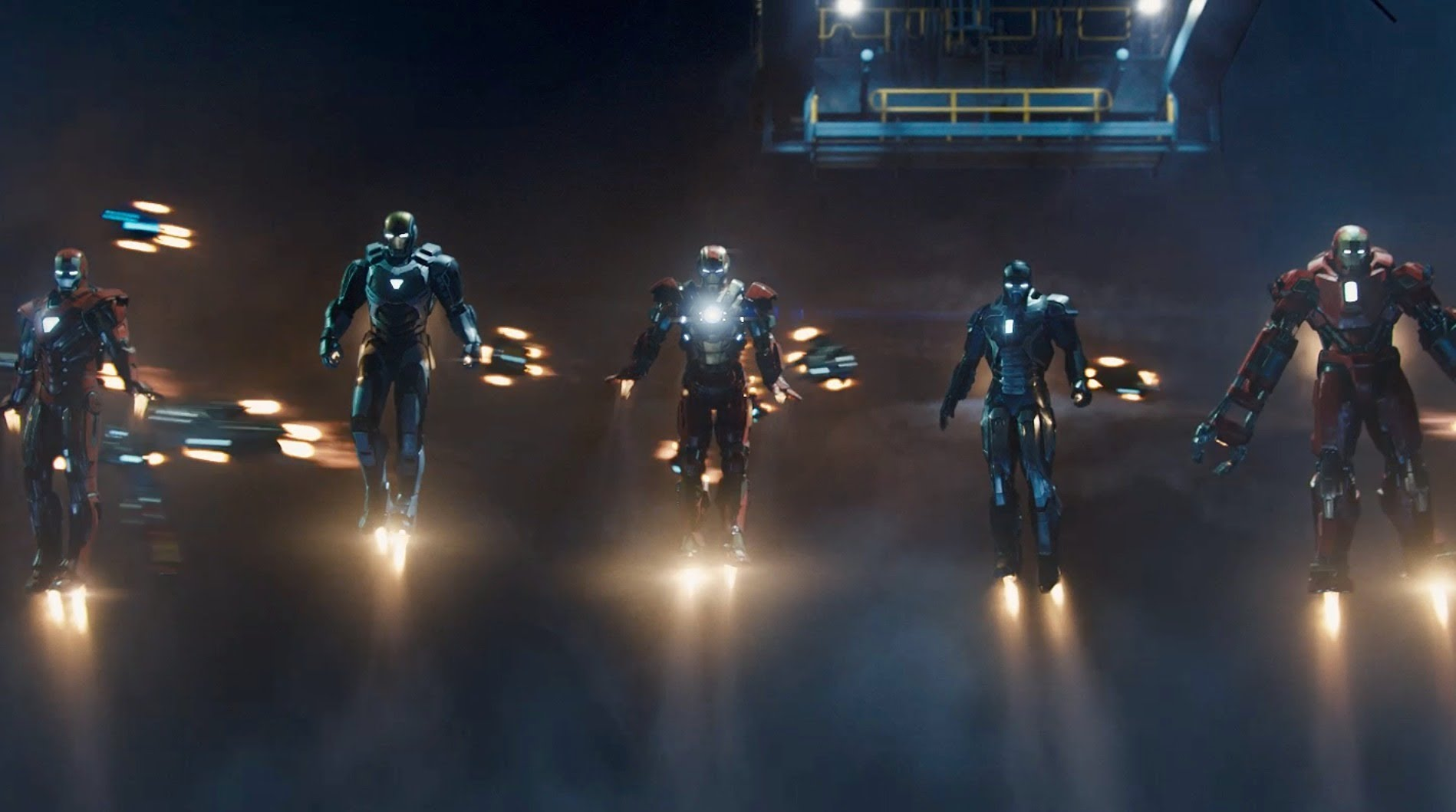 """Iron Man 3 Trailer"" John Toll, ASC 