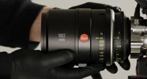 Leica Cine 180mm T2.0 Telephoto Demo (Full Version)