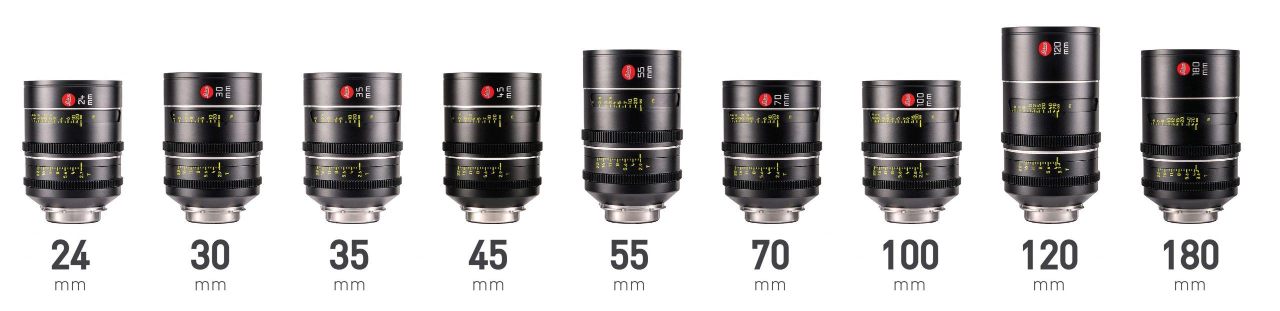 Leica Leitz Thalia large format lenses