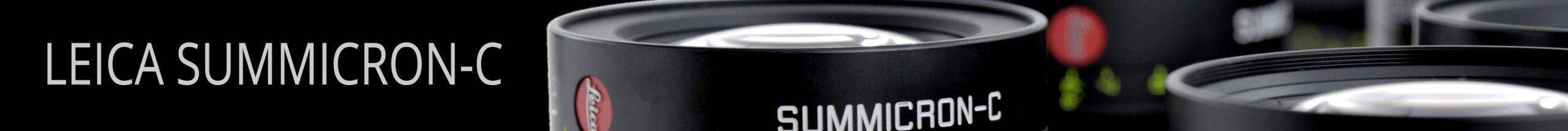 Leica Summicron-C header