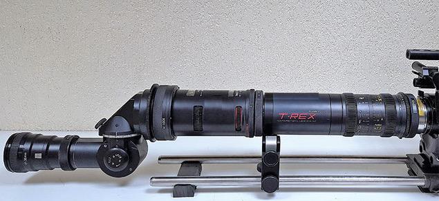T-Rex Superscope lens rental