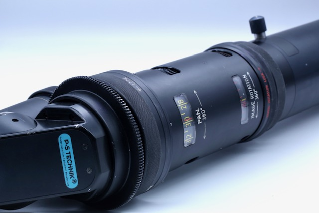 T-Rex Superscope Lens Image Rotation