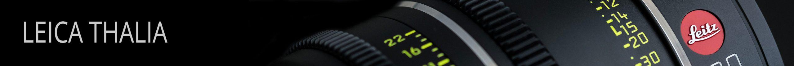 Leica Leitz Thalia banner