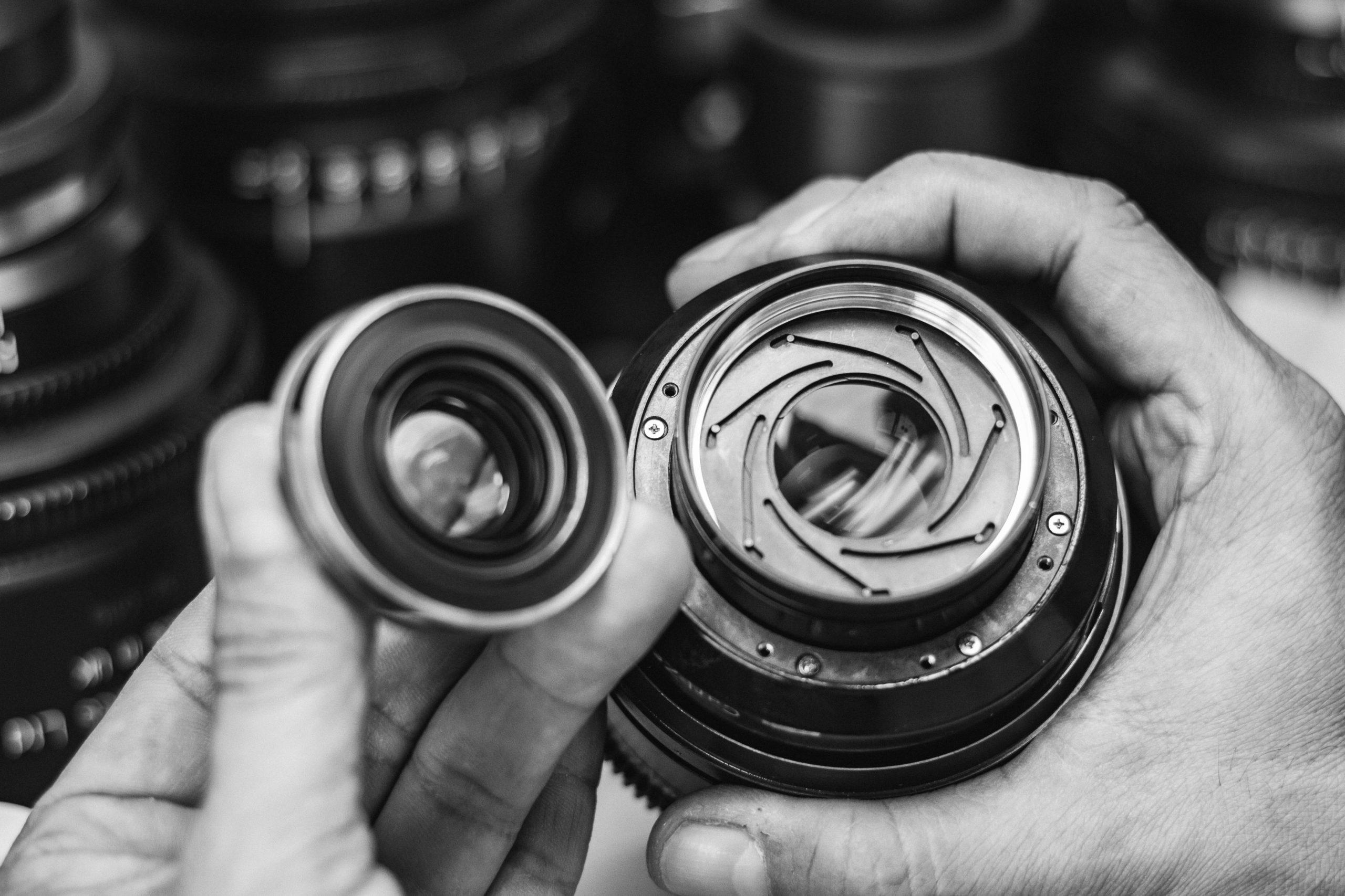 cinema lens service repair 1