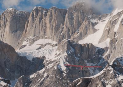 "M 0.8 on Red – ""Alaska Climbing Expedition"""
