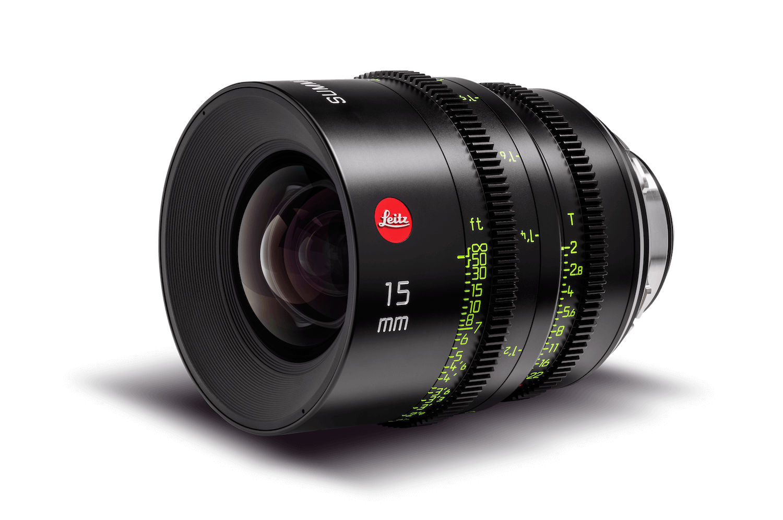 Leica Summicron-C 15mm lens