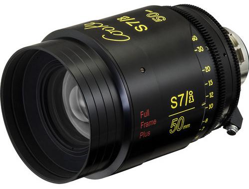 Cooke S7i full frame lens 50mm