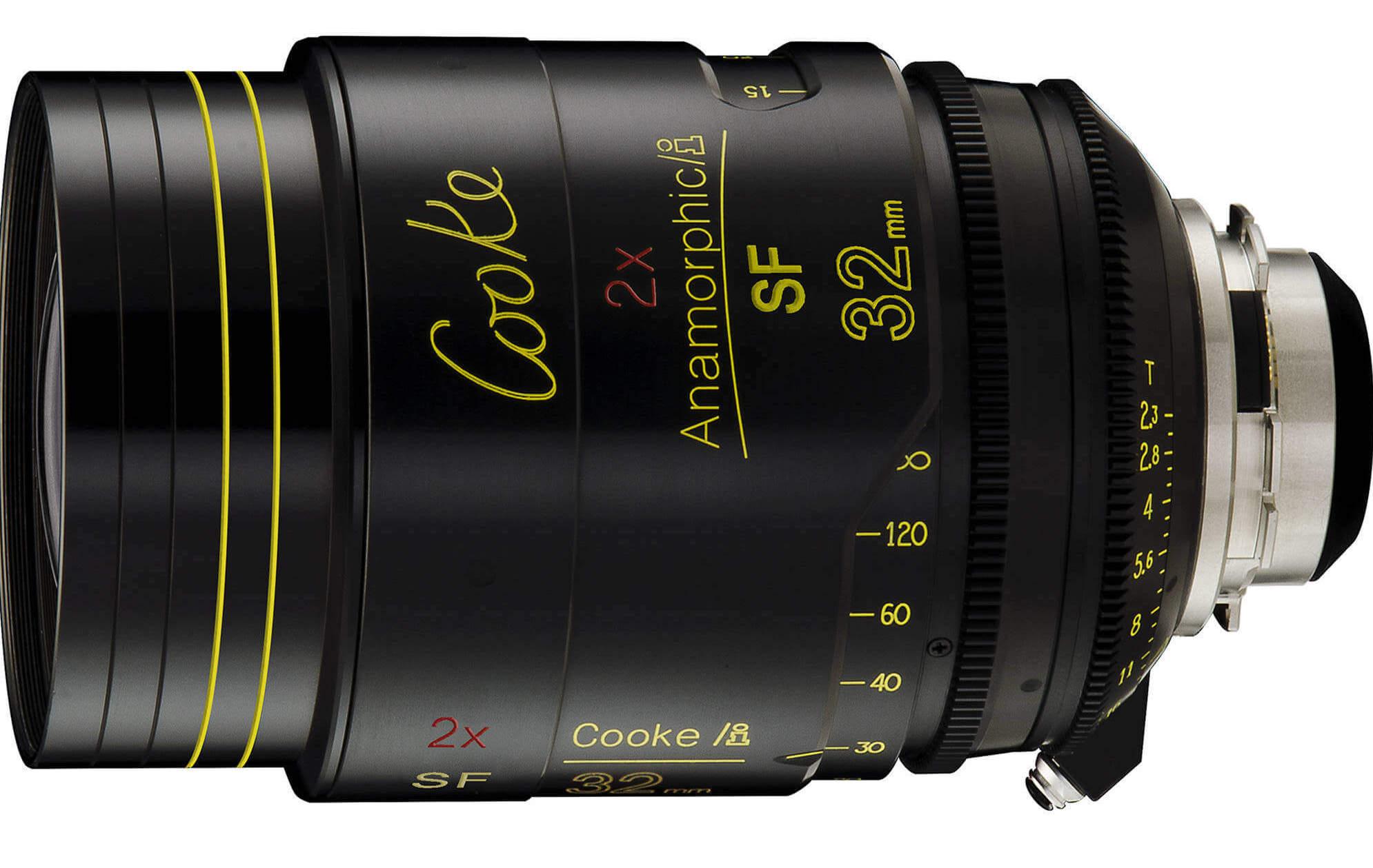 Cooke Anamorphic SF 2x lens 32mm