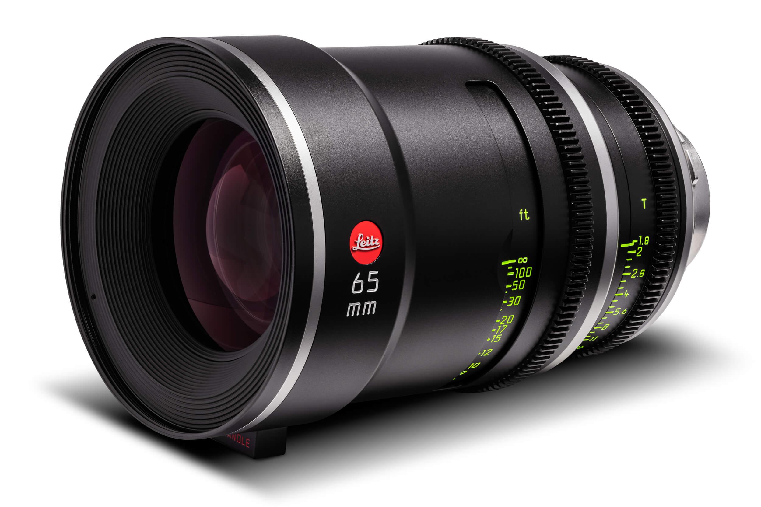 Leitz Prime 65mm full frame lens