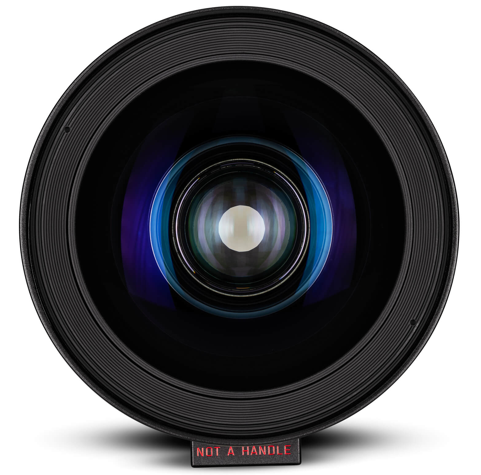 Leitz Zoom front view 25-75mm
