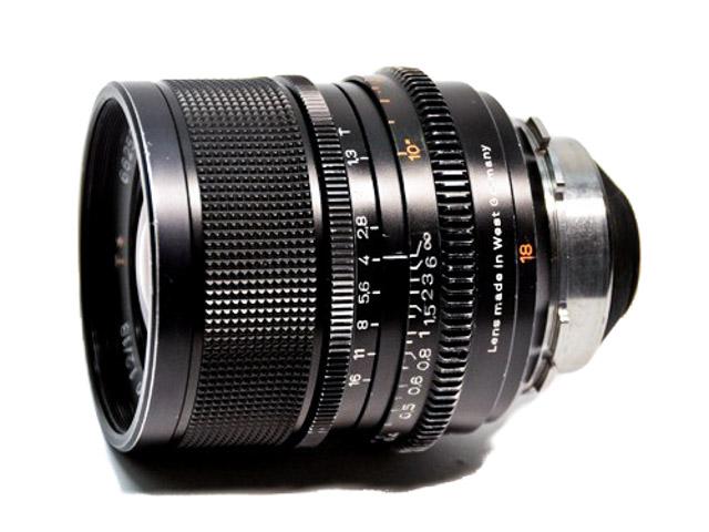Zeiss Super Speed T1.3 prime lens