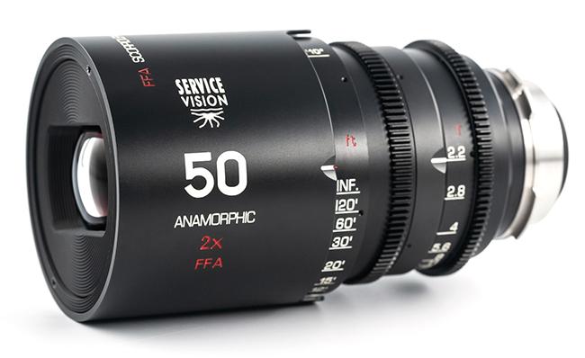 Kowa Anamorphic 2x prime lenses