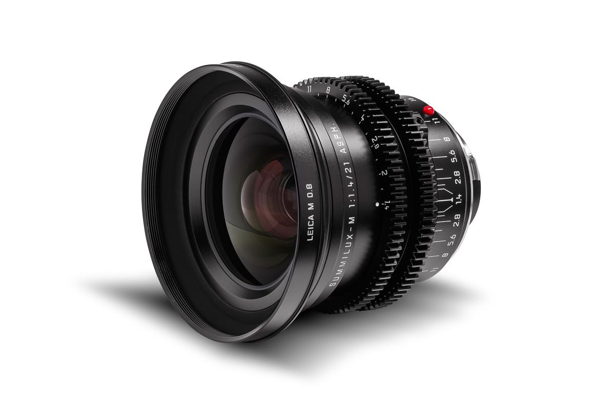 Leica M0.8 lens 24mm