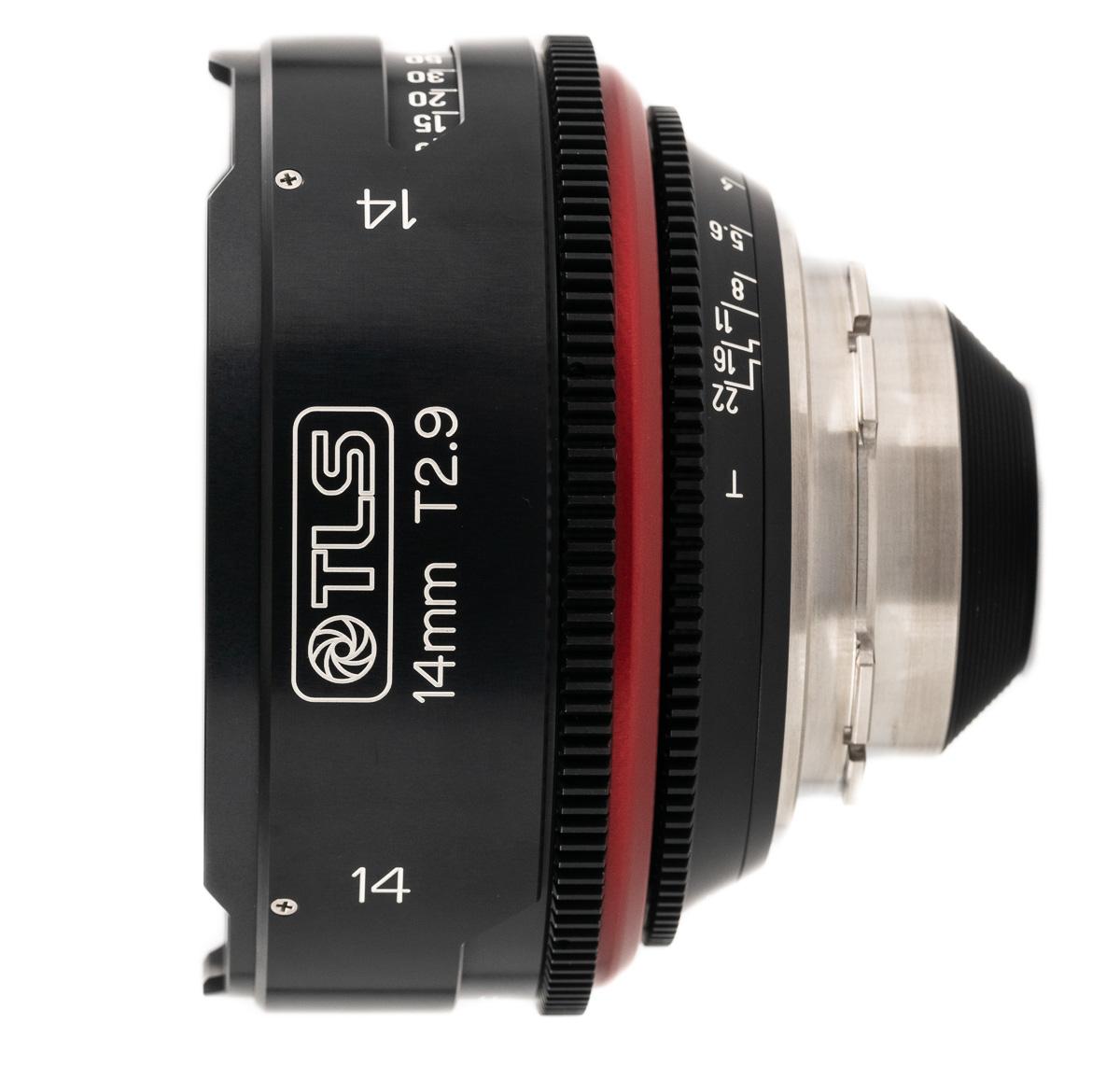Canon K35 TLS full frame lens 18mm